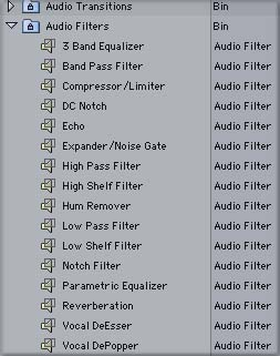 FCP - A Beginner's Guide to Final Cut Pro's Audio Filters